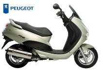 Peugeot Elyseo 125cc and 150cc Petrol Scooter Parts