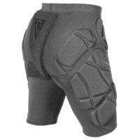 Crash-Pads Style 2500 Pro Pant With Tail Shield