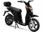 EW-500 Electric Moped Black