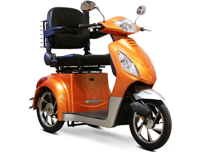 EW-36 Mobility Scooter Orange