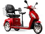 EW-66 Mobility Scooter Red