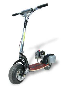 Go Ped GSR29R Gas Scooter