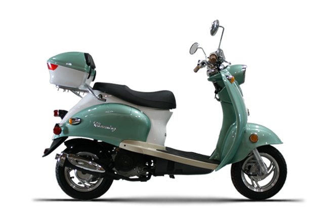 Electric Moped Scooter >> Lance Powersports Scooter Charming 50 All Pictures