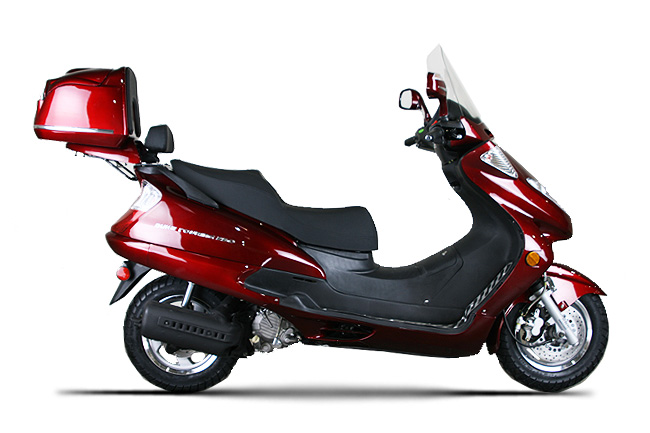 Lance Powersports Scooter Duke 250 All Pictures