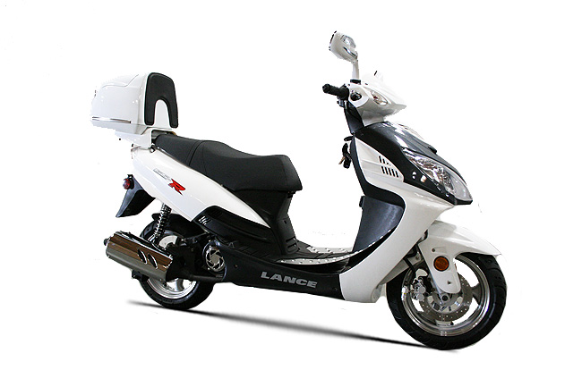 Lance Powersports Scooter Gsr 150 All Pictures