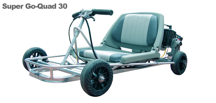 Go-Ped Super Go-Quad 30