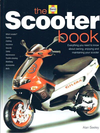 "Haynes ""The Scooter Book"""