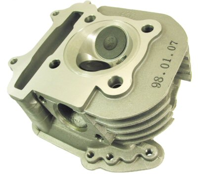 Hoca GY6 61mm Cylinder Head