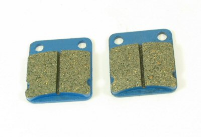 High Friction Front Disc Brake Pads
