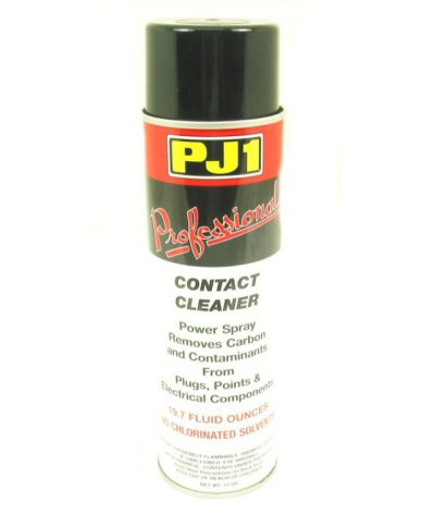 PJ1 Pro Contact Cleaner-Not for sale in California