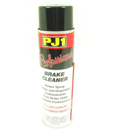 PJ1 Pro Brake Cleaner-Not For Use In California