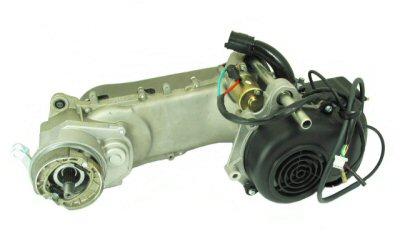 90cc 2 Stroke 1E50QMF Engine