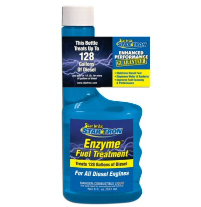 Star Tron® Enzyme Fuel Treatment™ Diesel Additive 8 oz