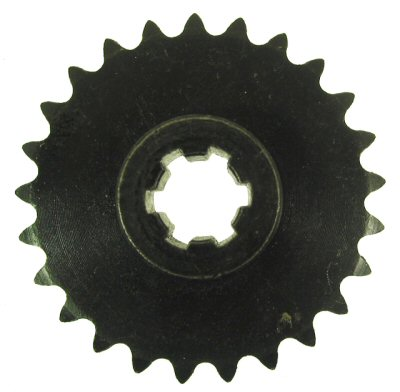 25 Tooth Front Sprocket