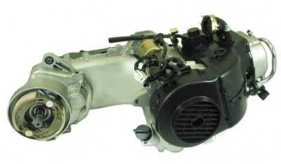 QMB139 Shortcase Engine