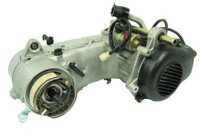 50cc 2 Stroke 1PE40QMB Short Case Engine