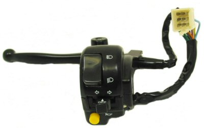 Left Switch Assembly