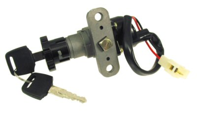 Full-Size Electric Scooter Key Switch