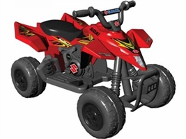 Suzuki ATV 6v Red