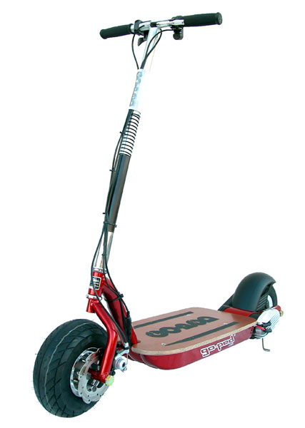 Goped ESR750Ex Electric Scooter, go-ped 750 ESR, goped ESR 750 EX Electric