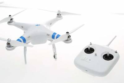 DJI PHANTOM 2 READY TO FLY QUADCOPTER - NO CAMERA GIMBAL