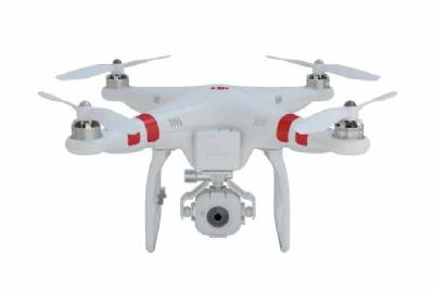 [DJI-FC40] DJI PHANTOM FC40 QUADCOPTER W/2.4 GHZ WIFI CAMERA