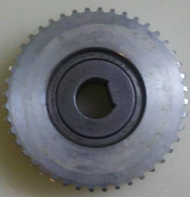 Active EVO One way bearing with gear for transmission