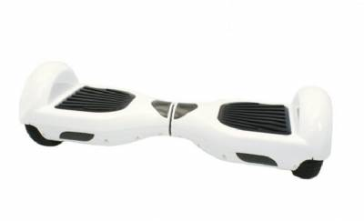 LazerR Hoverboard - White