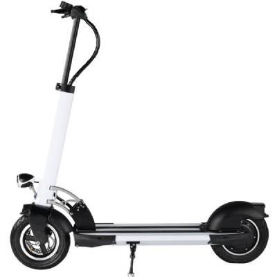 Stand Up Electric Scooter >> Neoscooters Mototec Rover 500w Lithium Electric Scooter White