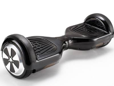 MotoTec Self Balancing Electric Scooter 36v 6in Black