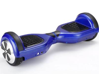 MotoTec Self Balancing Electric Scooter 36v 6in Blue