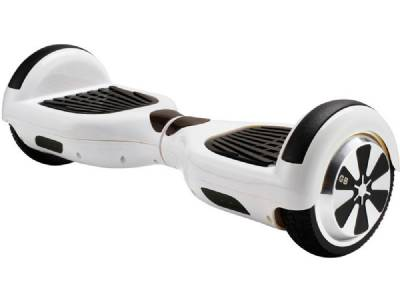MotoTec Self Balancing Electric Scooter 36v 6in White