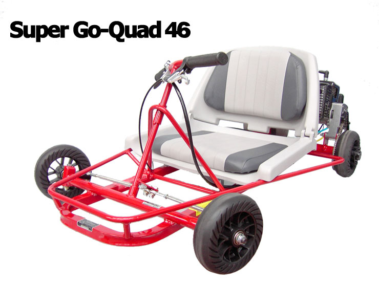 Go Ped Super Go Quad 46
