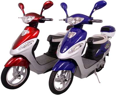 Electric Motorscooters