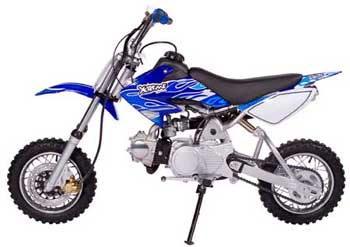 X-Treme XM-700 Four Stroke 70cc Dirt Bike